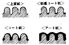 8109コ-ト紙.ア-ト紙の違い1.JPG